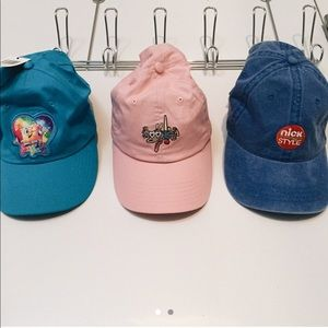 Limited Edition Nickelodeon Hats